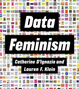 An image of the cover of the book Data Feminism
